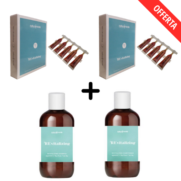 2 KIT ANTI CADUTA REVITALIZING NATURALMENTE