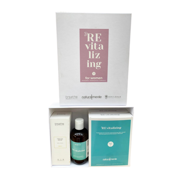 2 KIT ANTICADUTA REVITALIZING DONNA NATURALMENTE
